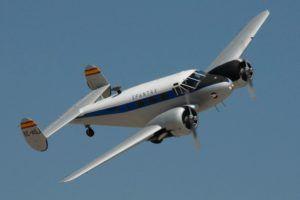 Beechcraft C-45 I