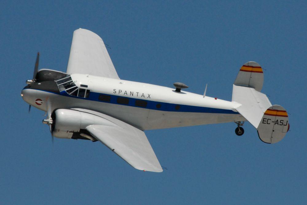 Beechcraft C-45 II