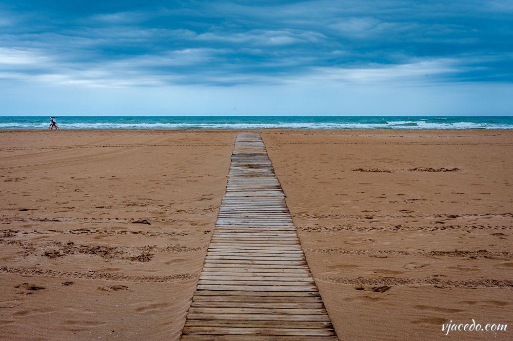Camino hacia el horizonte