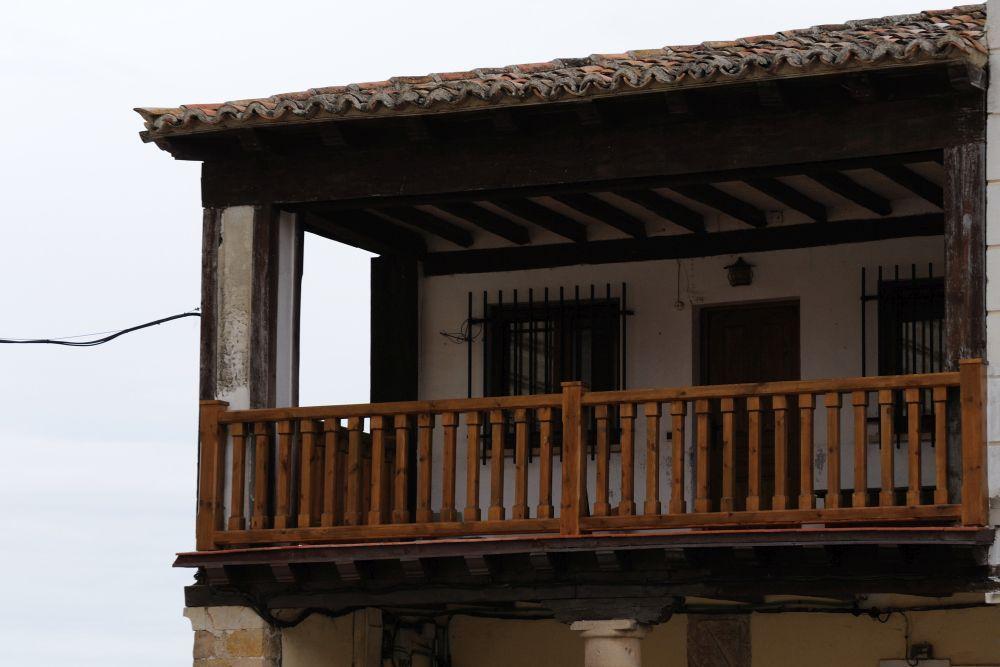 Casa en la plaza mayor de Cogolludo