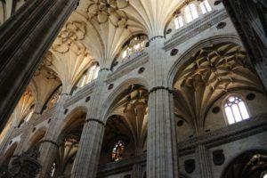 Catedral Nueva de Salamanca (I)