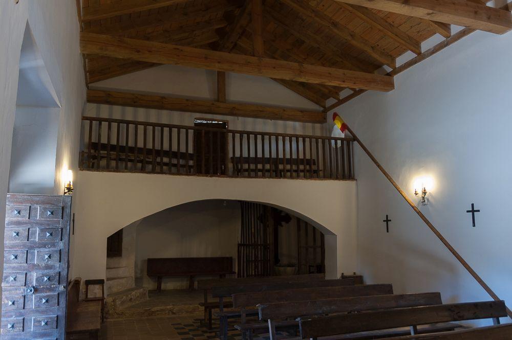 Coro de la iglesia de Santa Librada