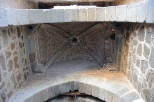 Detalle la puerta del Sol en Toledo IV