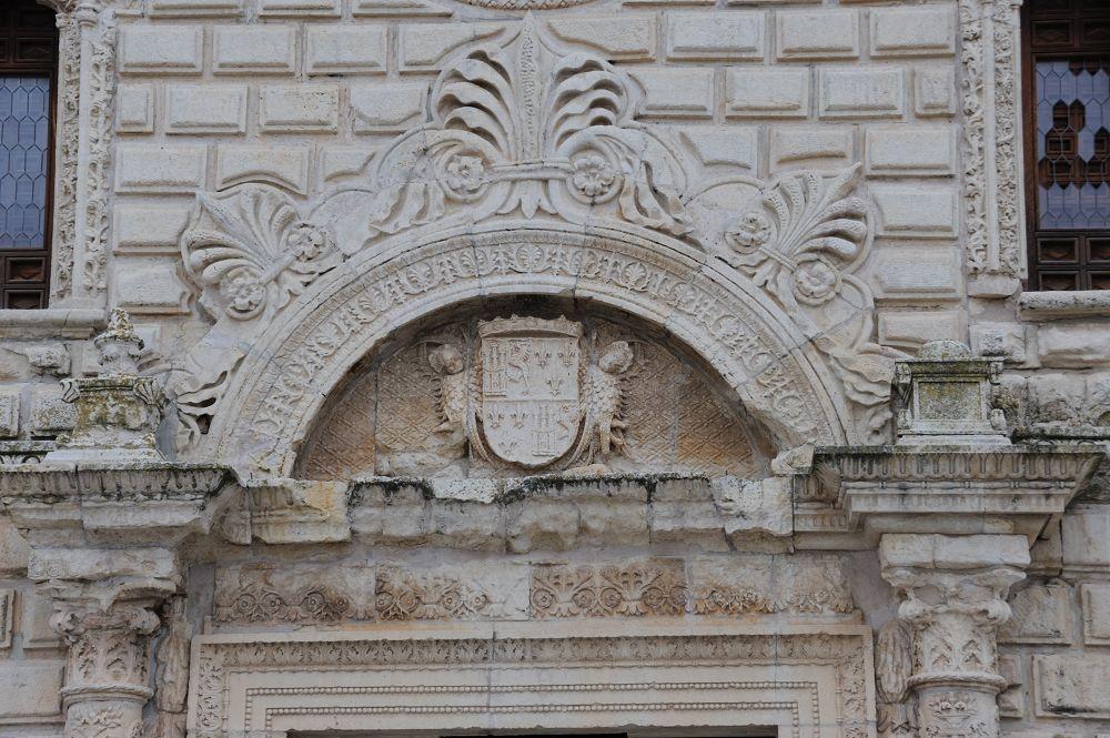 Detalle del Palacio Ducal II