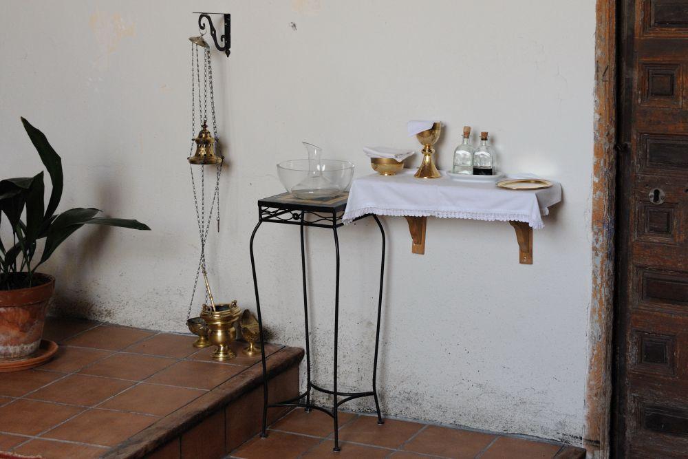 Elementos para la misa