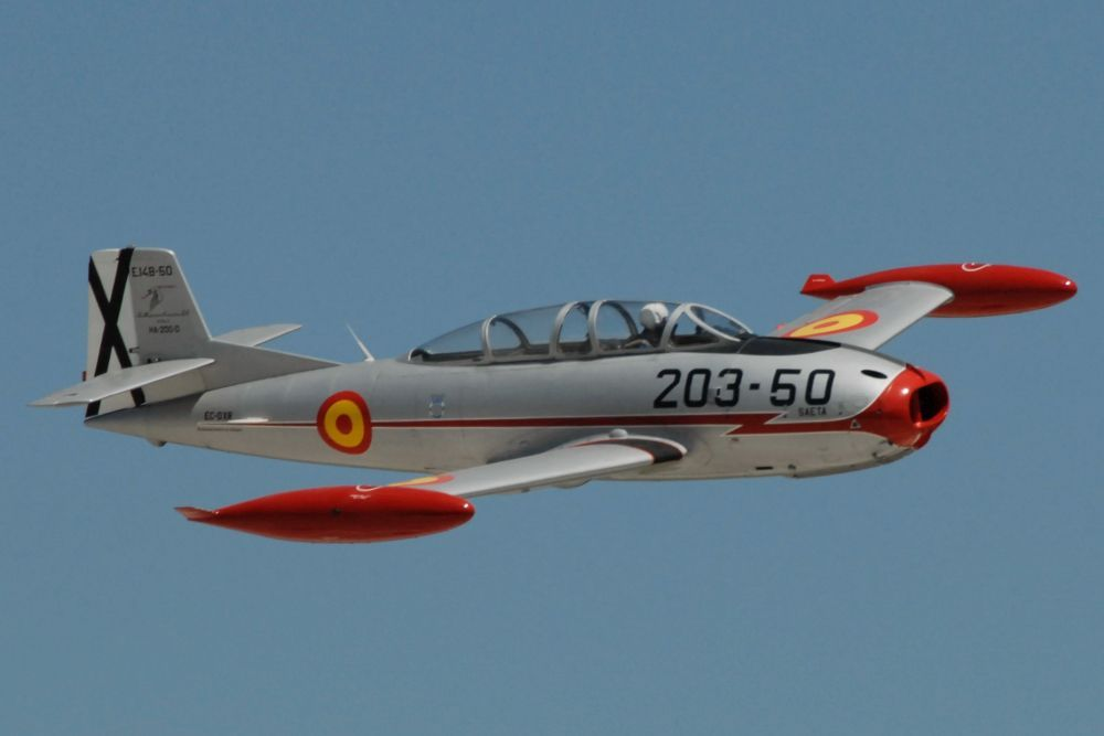 Hispano HA-200 Saeta I