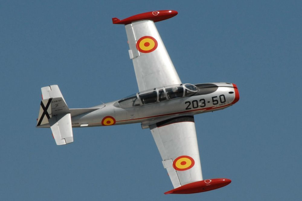 Hispano HA-200 Saeta II