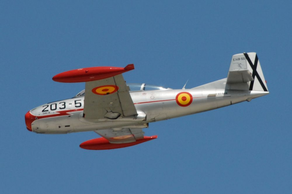 Hispano HA-200 Saeta III