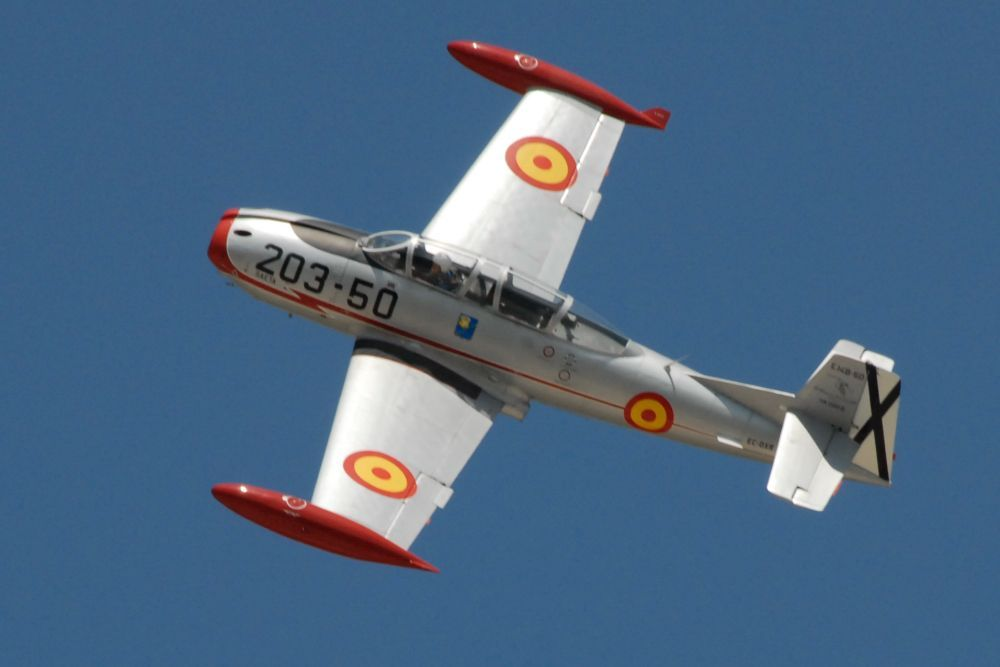 Hispano HA-200 Saeta IV