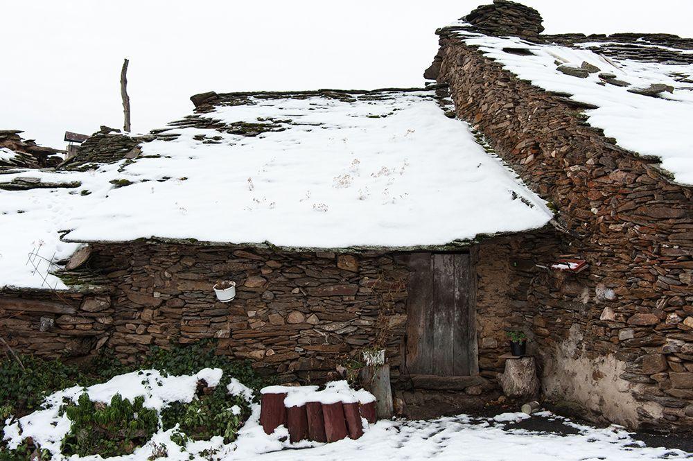 Nieve en Villares