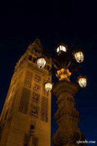 Noche en Sevilla
