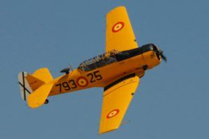 North American T-6 Texan DUM II