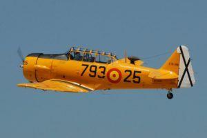 North American T-6 Texan DUM III