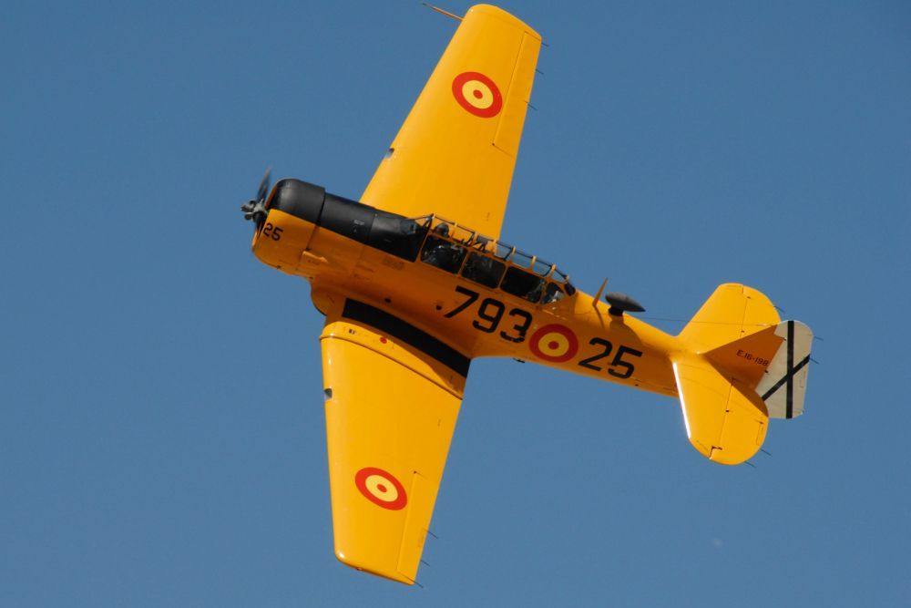 North American T-6 Texan DUM IV