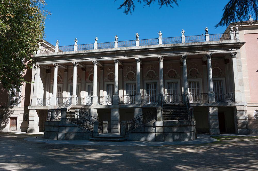 Palacio en El Capricho