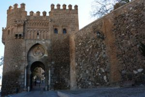 Puerta del Sol en Toledo I