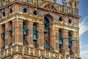 Torre campanario la Giralda